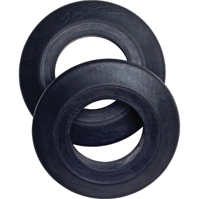 Carlisle Paddle Drip Rings - Pair