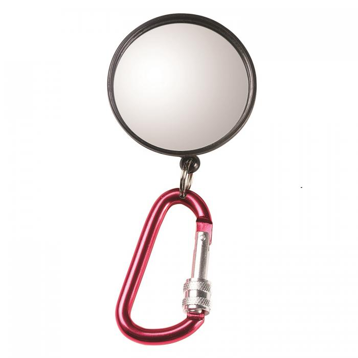 Chums RearView Mirror with Locking Clip