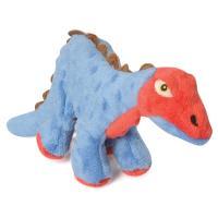 Godog Baby Stegosaurus Dog Toy