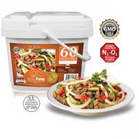 Relief Foods 60 Serving - All Beef Meat Bucket