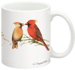 Fiddler's Elbow Cardinal 15 oz Mug