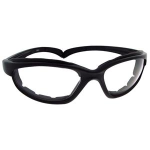Bobster Action Eyewear Fat Boy Photochromic, Black Frame, Photogray Anti-Fog Lenses