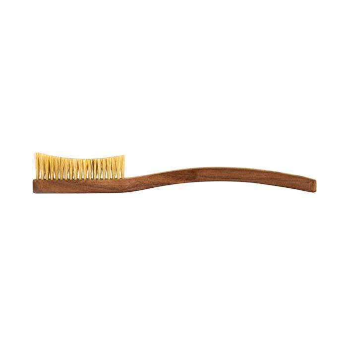 Lapis Walnut Boar's Hair Brush
