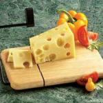 Prodyne Thick Beechwood Cheese Slicer
