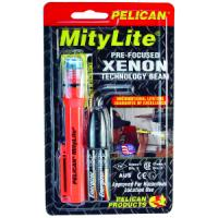 Pelican Products Mitylite Laserspot 2AAA w/Batteries, Orange