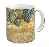 Counter Art Vineyards Mug 11 oz