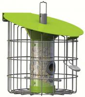 The Nuttery Roundhaus Compact Seed Feeder