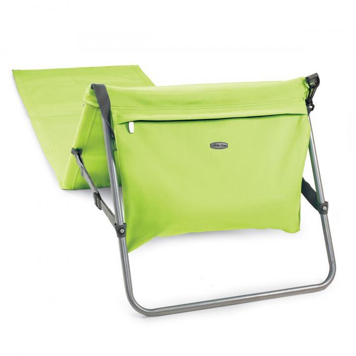 Picnic Time Beachcomber Portable Beach Mat, Lime