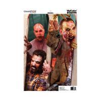 Champion Traps & Targets Zombie - Door Breach