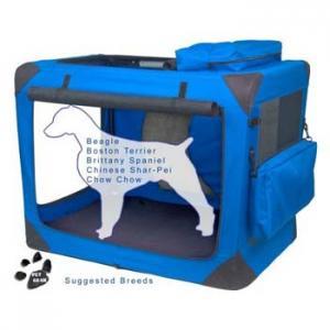 Pet Gear Delux Soft Crate Generation II