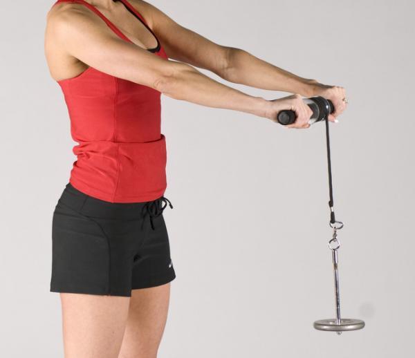J/Fit Pro Wrist Roller