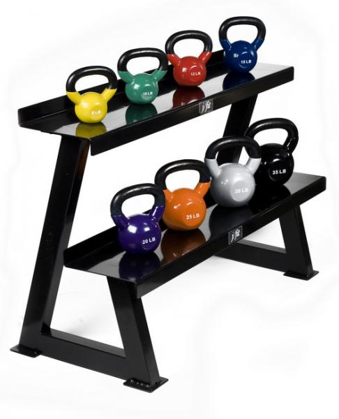 J/Fit Kettlebell Rack