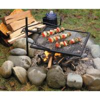 Adjust-A-Grill Portable Outdoor Grill
