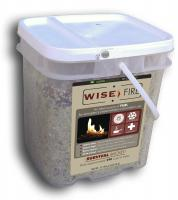 Wise Foods Wise Fire, 4 Gallons