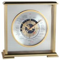 Chass Aviator World Time Clock