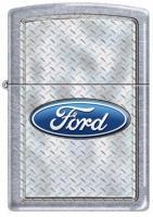 2013N ZIPPO PROCUT Ford 207 Street Chrome