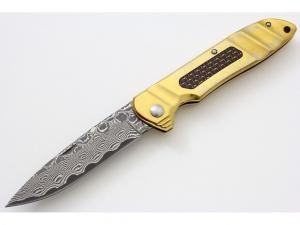 Damascus Knives by Buck N Bear