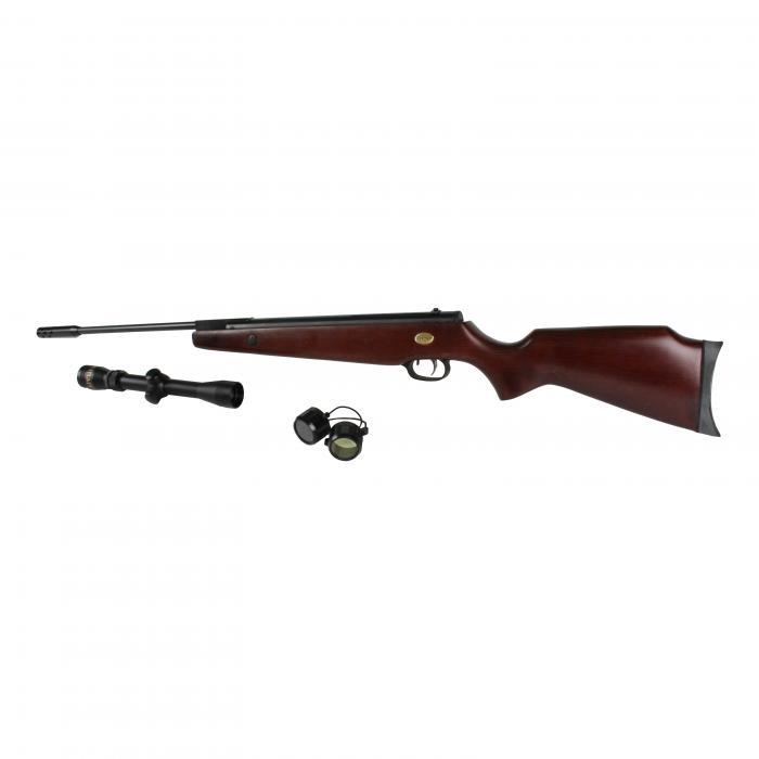 Ram .22 Air Rifle Combo w/3-9x32 Scp