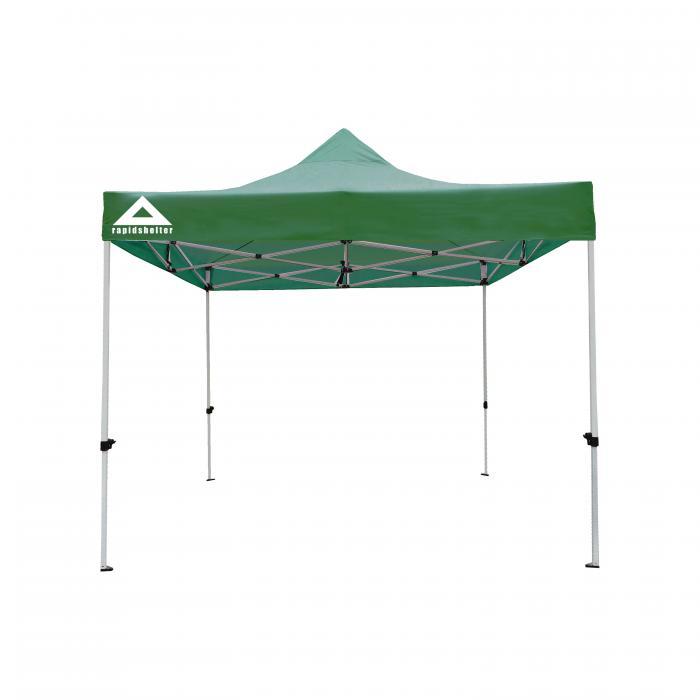 Caddis Sports 10 X 10 Green Rapid Shelter