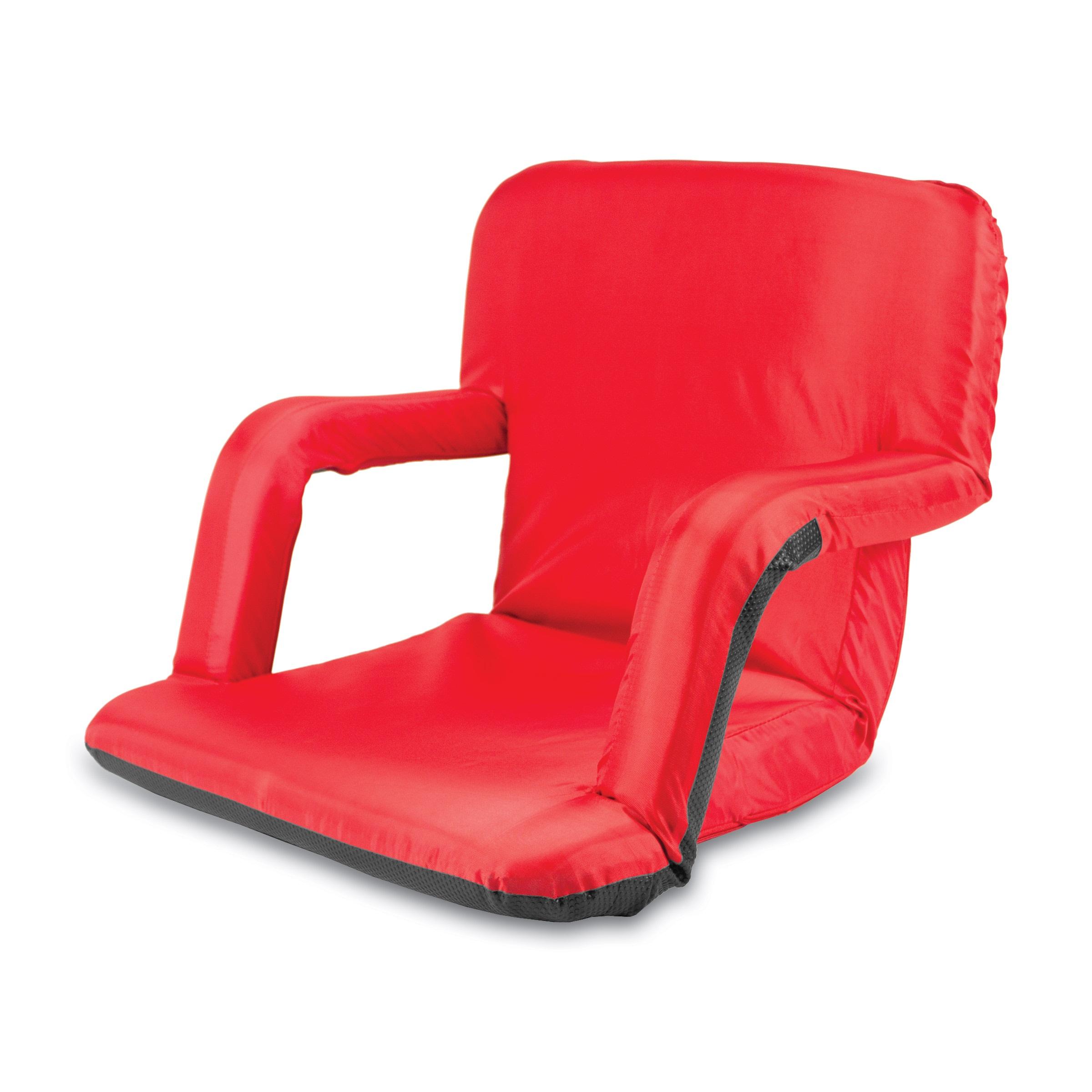 Picnic Time Ventura Seat Red