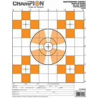 Champion Traps & Targets Shotkeeper Sightin Scope Tgts Small 12Pk