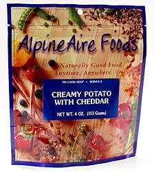 Alpine Aire Creamy Potato Chedder Soup