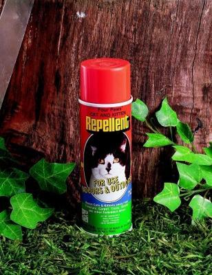Cat & Kitten Repellent