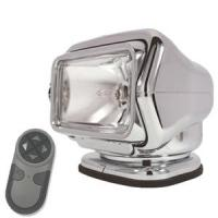 Golight Stryker Searchlight 12V w/Wireless Handheld Remote - Chrome