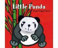Chronicle Books Little Panda Finger Puppet Book
