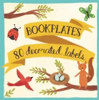 Chronicle Books Forest Friends Book of Labels