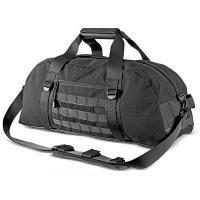 Kilimanjaro Parata Travel Duffel Bag, Black