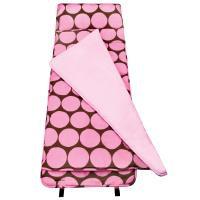 Olive Kids Big Dot Pink Nap Mat