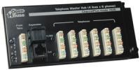 Open House H616 4 x 6 Telephone Master Hub