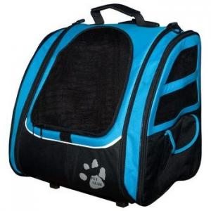 Pet Gear I-GO2 Traveler, Ocean Blue