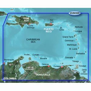 Garmin SouthEast Caribean Software
