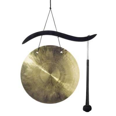 Woodstock Chimes Woodstock Hanging Gong