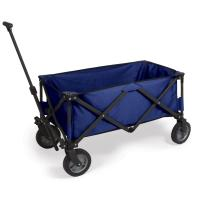 Picnic Time Adventure Wagon Folding Utility Wagon (Navy)