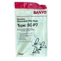 Sanyo Disposable Filter Bags For Sanyo Vacuum