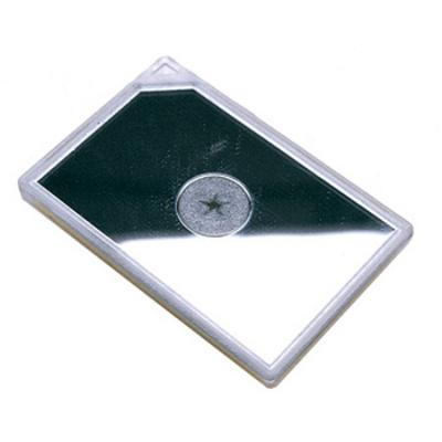 Ultimate Survival 2x3 Star Flash Signal Mirror