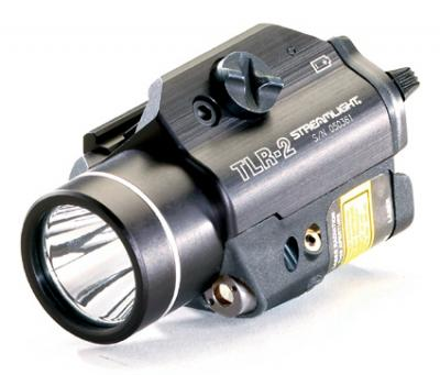 Streamlight TLR-2 w/Laser Weapon Mount Tactical Light