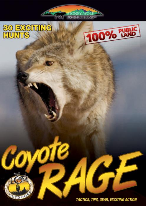 Stoney-Wolf Coyote Rage DVD