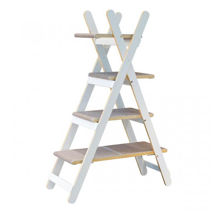 Modern Folding Cat Tree