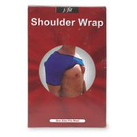 J/Fit Hot/Cold Therapy Shoulder Wrap - Medium