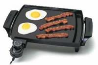 Presto Liddle Griddle Mini/Griddle