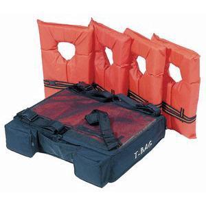 Kwik Tek T-Top Bimini Storage Pack  (Large)