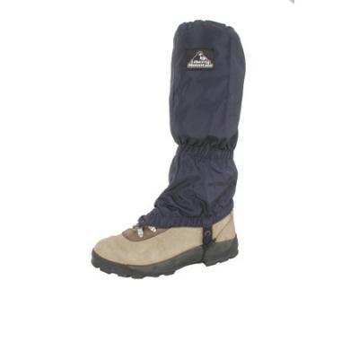 Liberty Mountain Nylon Gaiter Black