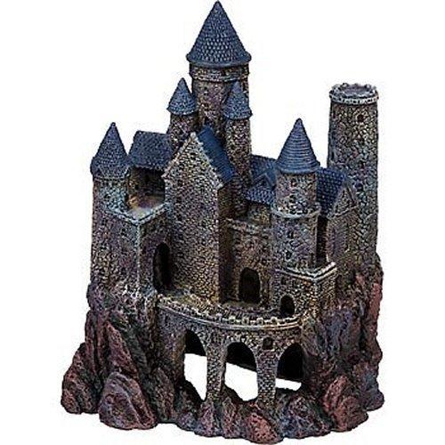 Magic Castle Aquarium Decoration