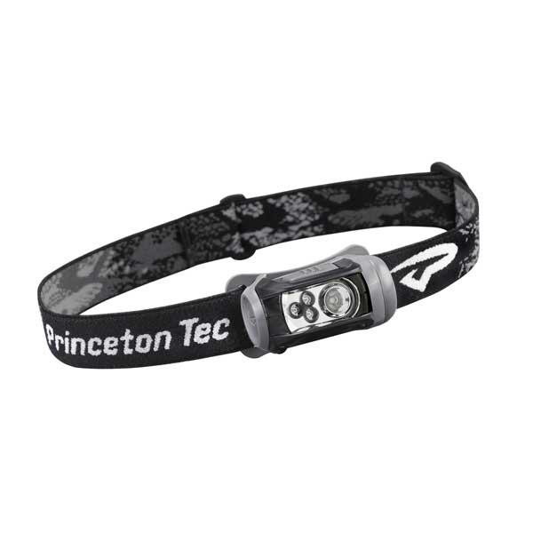 Princeton Tec Remix Headlamp, Black, 125 lm, w/Green LEDs