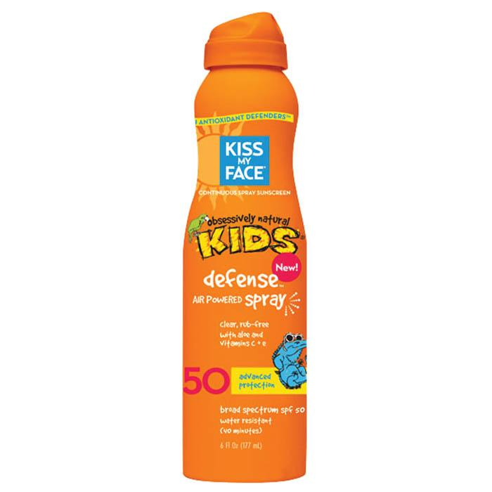 Kids Defense Cont Spray Spf 50