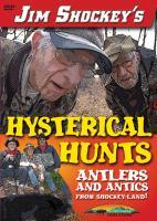 Stoney-Wolf Jim Shockey's Hysterical Hunts DVD